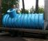 Подземный резервуар 15 кубов (15м3) для воды